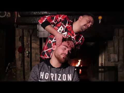 ASMR | Sleep Hypnosis By Turkish Barber Anil Cakmak (leg massage, head massage, scalp massage)