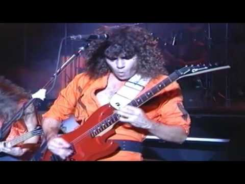 Agent Steel - Mad Locust Rising [Live At The Hammersmith, Odeon, UK. 1987]