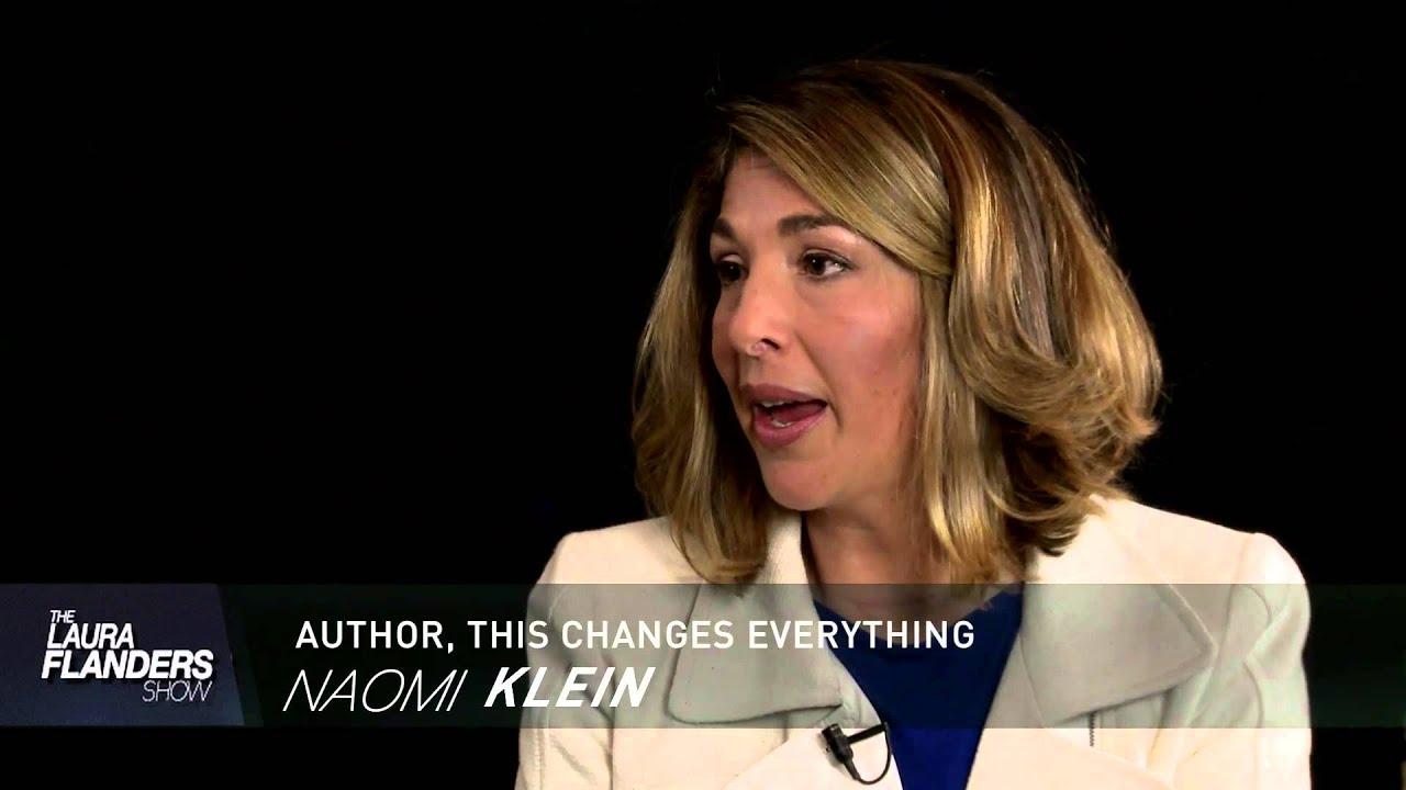 This Changes Everything: Naomi Klein