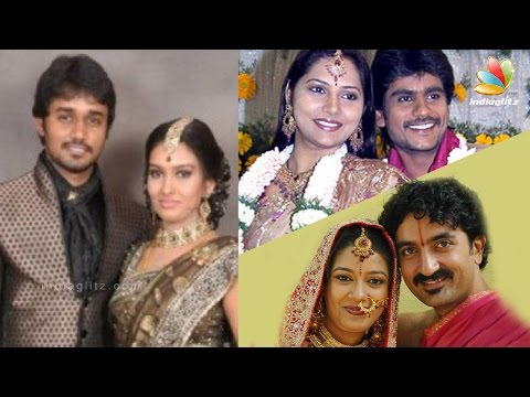 TV Actors Who Married Their Co-Stars | Tamil Serial Actress Family Album | Vamsam, Deivamagal thumbnail