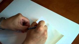 "Author/Illustrator David Ezra Stein Demonstrates ""Stein-Lining"""