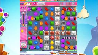 Candy Crush Saga Facebook Level 1248 HD !!!