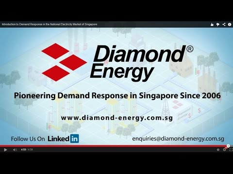 Introduction to Demand Response in the National Electricity Market of Singapore
