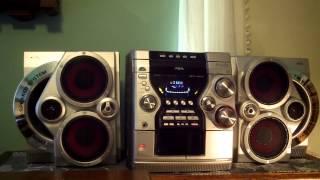 Aiwa Jax S5 Mini HI FI Component System