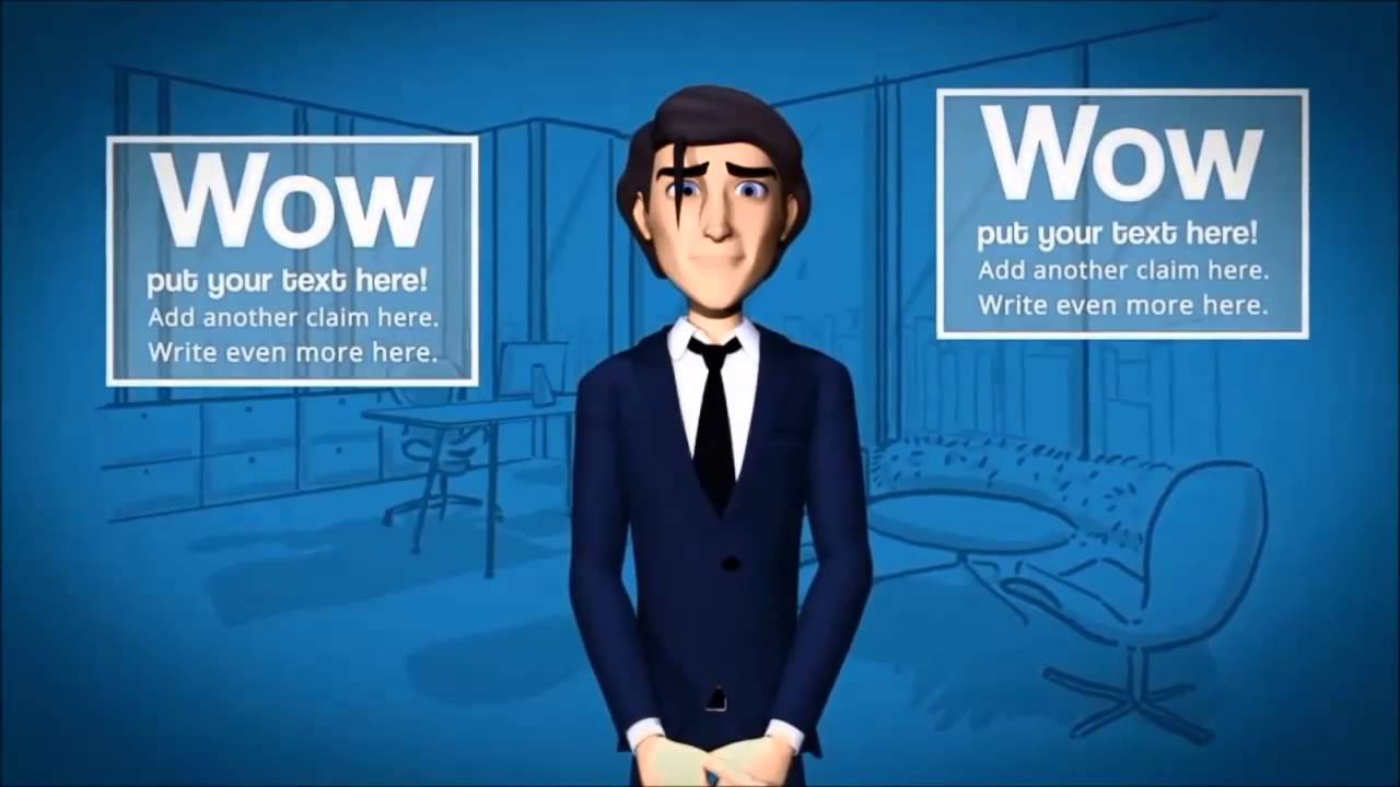 Best Business Explainer Video Templates After Effects Template YouTube - Explainer video templates