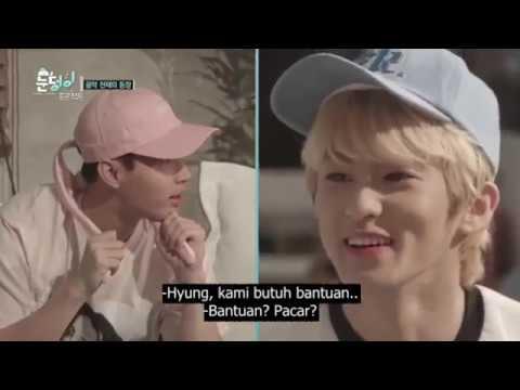 (SUB INDO) SNOWBALL PROJECT   Kocaknya Sunny SNSD Balas Dendam Ke Henry Demi Mark NCT!