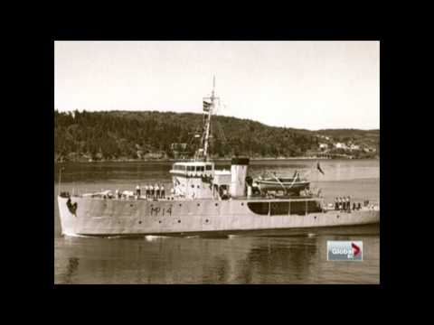 History of RCMP Marine Services