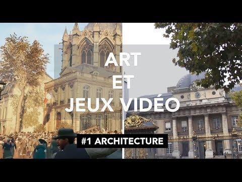 [Documentaire] Art et Jeux Vidéo : Épisode 1 - Architecture