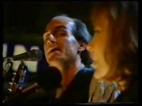 James Taylor ft Iris Dement - You can close your eyes