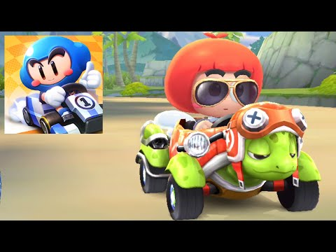 STORY MODE - Kartrider Rush Plus Android Mobile 2020 Gameplay By Nexon Games Part 1