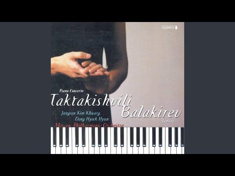 Piano Concerto No. 1 in C Minor: I. Allegro