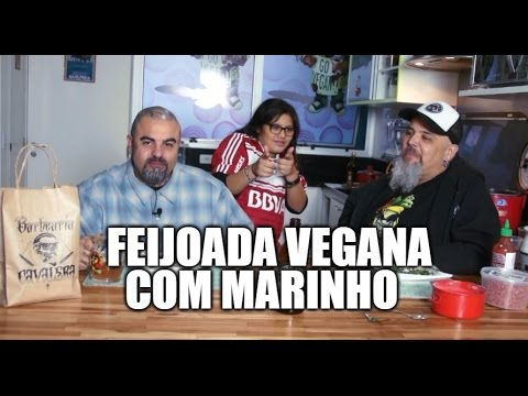 Feijoada Vegana com Marinho | Panelaço com João Gordo