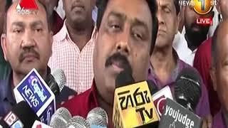 News 1st: Prime Time Sinhala News - 10 PM | (24-08-2018) Thumbnail