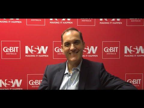 VIDEO Interview: Ross Dawson talks to Alex Zaharov-Reutt at CeBIT Australia 2016