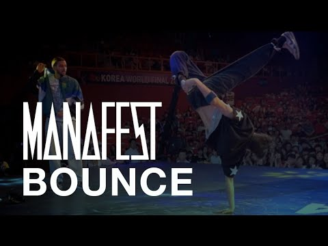 Break Dancing: Manafest Bounce Music Video R16 Finals Korean BBoys
