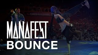 Break Dancing: Manafest Bounce Music Video R16 Finals Korean BBoys