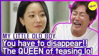[HOT CLIPS] [MY LITTLE OLD BOY] HEESUN, The QUEEN of teasing 🤣🤣 (ENG SUB)