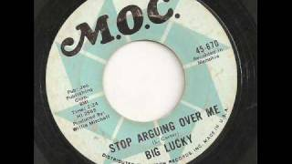 BIG LUCKY (CARTER) - STOP ARGUING OVER ME
