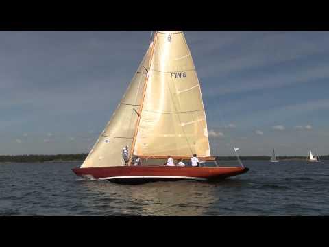 Helsinki Classic Yacht Week - Classic Sailing Boats Racing