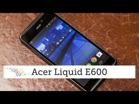 Acer Liquid E600 | Hands-on
