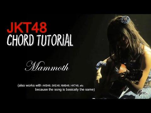 (CHORD) JKT48 - Mammoth (FOR MEN)