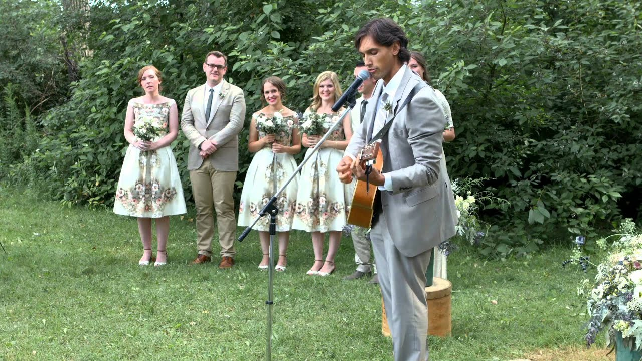 Absolute WORST Song To Sing at a Wedding! - YouTube