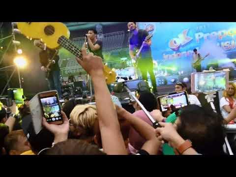 Ariel Noah live in Taoyuan stadium Taiwan