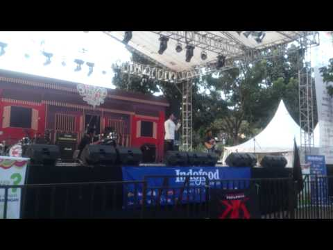 Ray Kahvi Live Perform PRJ 2015 Senayan