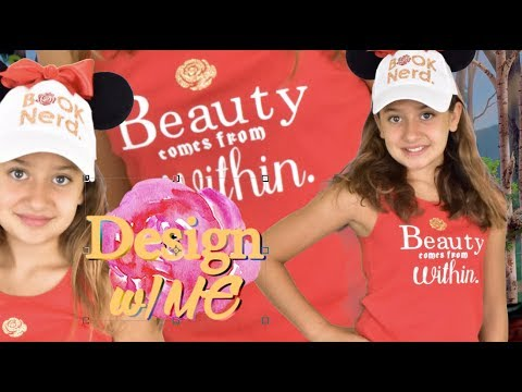 Beauty comes from Within - DESIGN WITH ME