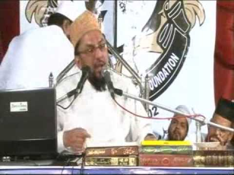 Milad Ki Haqeeqat Ka Jalsa In Kamathipura By Farooq Khan Razvi (2 part of 5) Travel Video