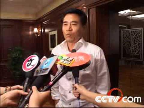 陈宝国亦庄亦谐答问题 - 电视剧导演委员会成立仪式