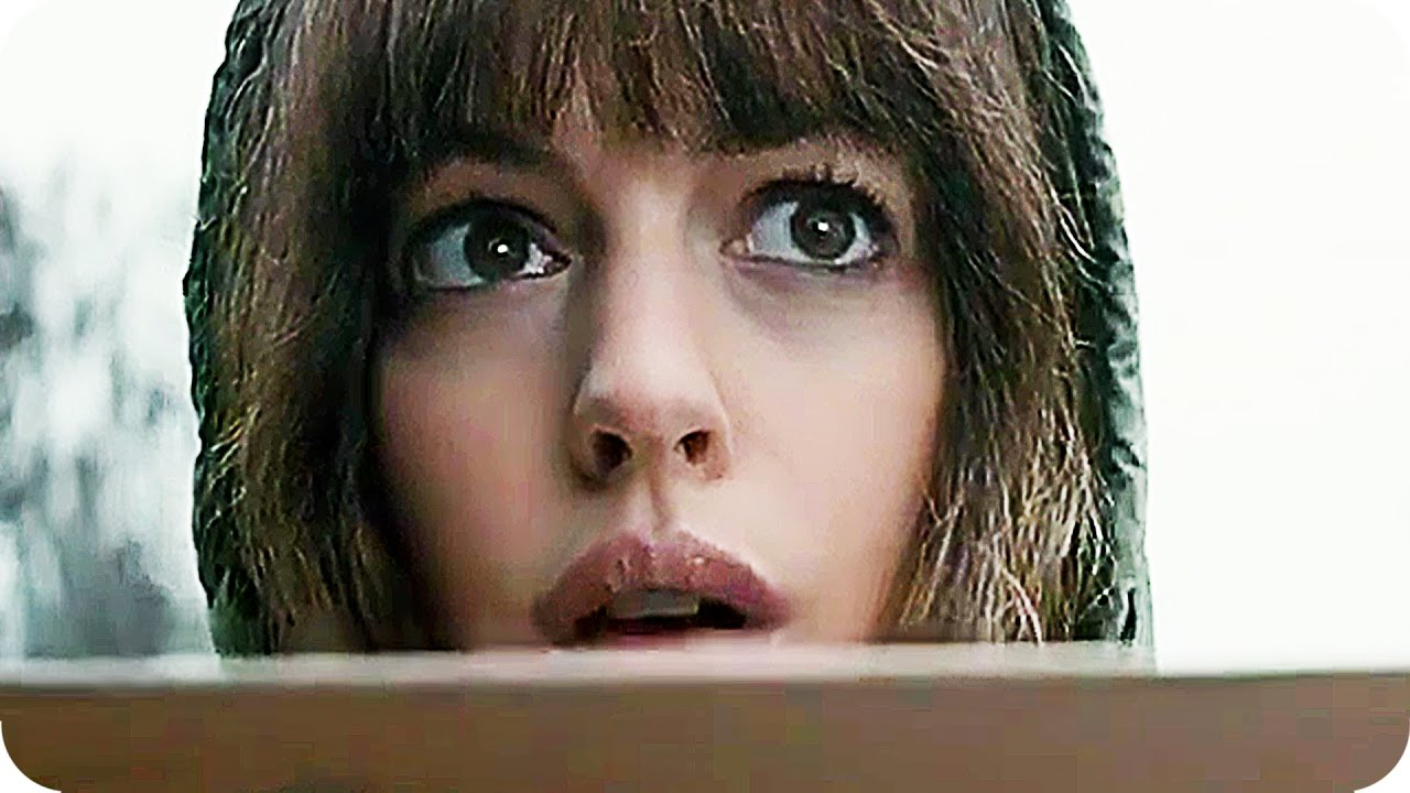 Colossal Trailer 2016 Anne Hathaway Monster Movie