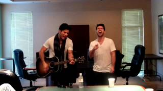 Dan + Shay - 19 You + Me Live at KNCI