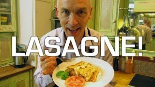The Easiest Lasagne!