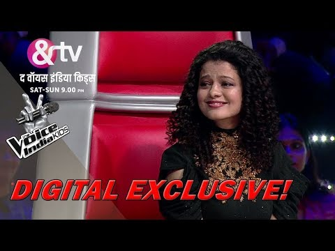 Host Jay Tries To Impress Coach Palak | Moment | The Voice India Kids - Season 2