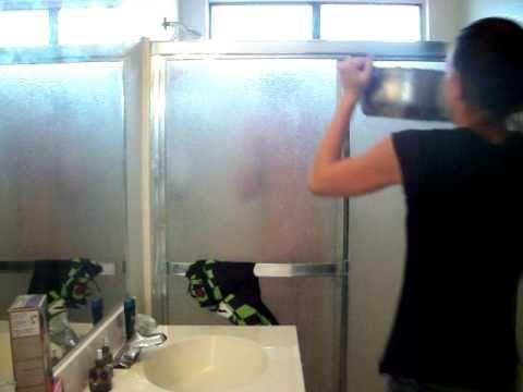 Wife shower foto 34