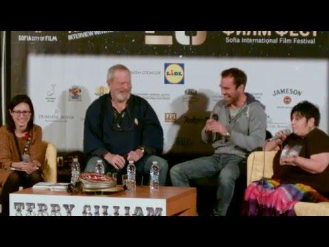 Интервю с Тери Гилиъм/Interview with Terry Gilliam