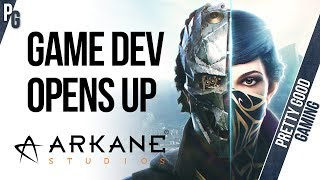 'TACKED ON' Multiplayer is 'Super Damaging' & Dishonored is Resting Says Arkane Studios