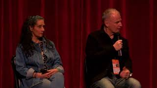 Ebertfest 2018 - Rumble Q&A and Performance by Pura Fe