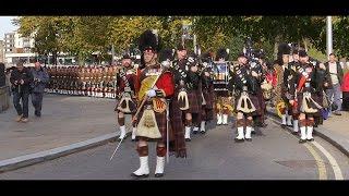 Video Royal Regiment of Scotland: Freedom of the Highlands download MP3, 3GP, MP4, WEBM, AVI, FLV Agustus 2018
