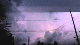 Epic Heat Lightning Storm (Better Version)