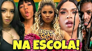 Baixar MC LUCY, LEXA, TAINÁ COSTA, LIA CLARK E MC KEKEL NA ESCOLA!