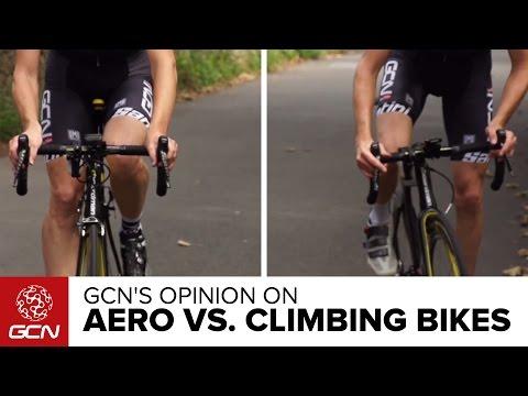 Which Is Faster: An Aero Bike Or A Lightweight Climbing Bike?