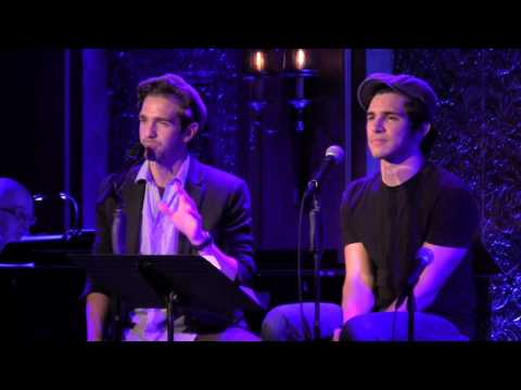 "Dan DeLuca & Joey Joey Barreiro - ""The Truth About The Moon"" (Alan Menken & Jack Feldman)"