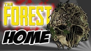 """""""The Forest"""" Episode 1 HOME SWEET HOME (PC Survival Horror Game)"""
