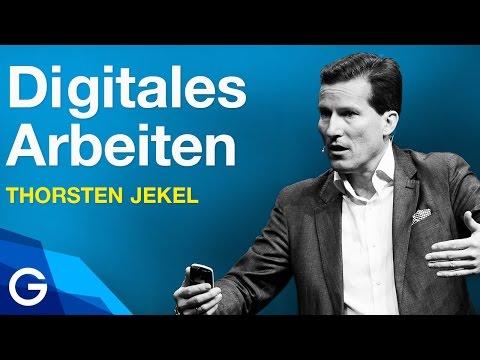 Einfach Geld verdienen dank Digitalisierung // Thorsten Jekel