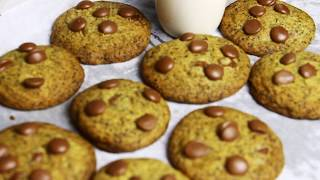 Oolong Milk Chocolate Cookies Recipe Video | Bakestarters