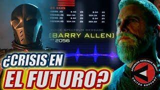 ¡FLASH Y ARROW DERROTADOS! - El Futuro Apocaliptico del Arrowverso (Teoría Morpho Comics) thumbnail