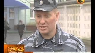 10 2012 31 Учения в ИК 3 ТВ6 Владимир