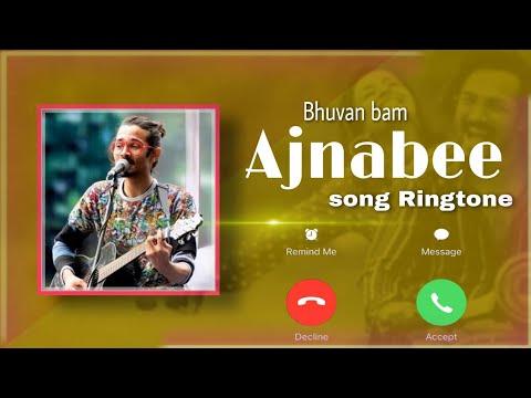 bhuvan-bam-new-song-ringtone//-ajnabee-song-best-ringtone//rtingtone-king